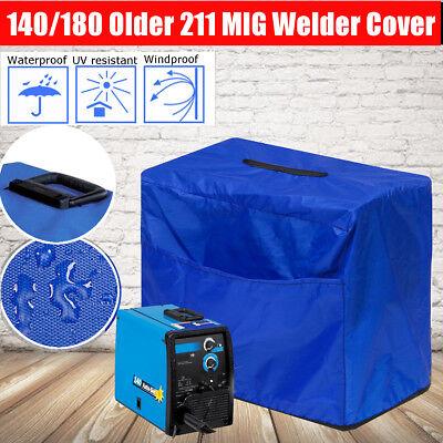 47x28x37cm Cover For Miller Millermatic 140 180 Older Model 211 Mig Welders