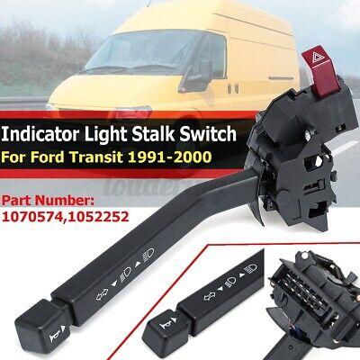 INDICATOR LIGHT STALK SWITCH UNIT FOR TRANSIT MK4 MK5 1991-2000 #1070574  UK
