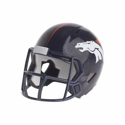 NFL Football Helm Denver Broncos Pocket Mini Speed Footballhelm Helmet