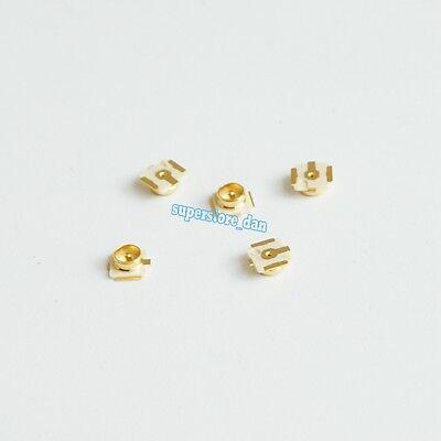 10X IPEX IPX U.FL SMD SMT Solder for PCB Mount Socket Jack Female RF Connector