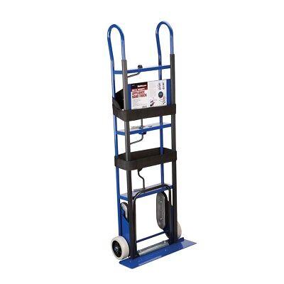 Hand Truck Dolly Appliance Vending Machine 600 Lb Capacity Heavy Duty 6 Wheels