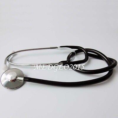 Adult Child Aluminum Single Head Stethoscope Aluminum Single Head Chest Piece