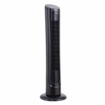 """Free Standing 40"""" LCD Digital Control Air Conditioner Bladeless Tower Fan Black for sale  Shipping to Nigeria"""