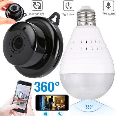 New Mini Security Wireless SPY Hidden 1080P WIFI Smart Camera Home Night Vision  ()