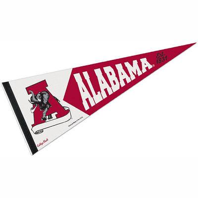 University of Alabama Vault, Retro and Vintage Logo (Retro Pennant)