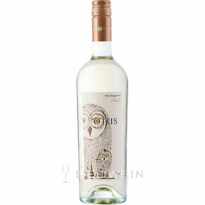 Asio Otus Weiss Vino Varietale D'italia 0,75 l Weißwein halbtrocken, Italien