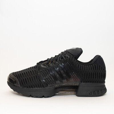 Mens Adidas Climacool Triple Black Trainers RRP £99.99