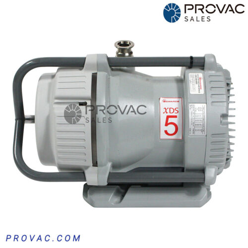 Edwards XDS-5 Scroll Pump, Factory Rebuilt, by Provac Sales, Inc.