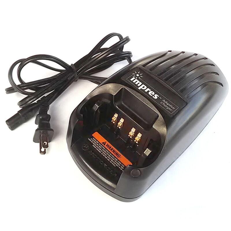 Motorola WPLN4114AR IMPRES Radio Battery Charger XTS5000 XTS3000 XTS2500 V 3.4