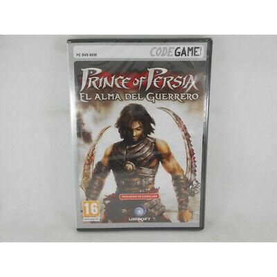 Prince of Persia: El Alma del Guerrero - PC Videojuegos - Nuevo...