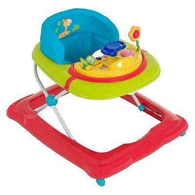 Hauck Player Jungle Fun Player Baby Walker (with Play Tray & Melodies)