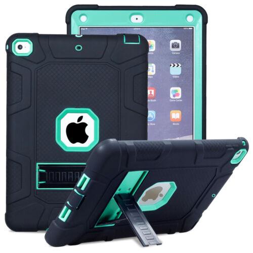 Hybrid Shockproof Heavy Duty Hard Case Cover For Apple iPad 9.7 2018 6th Gen