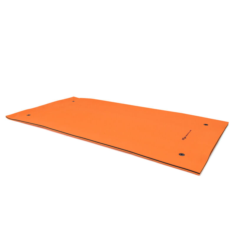 3 Layer Tear-proof Water Mat Floating Pad Island Water Sports Relaxing 12