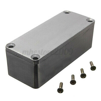 1590a 90mmx40mmx30mm Aluminum Electronics Enclosure Project Box Case Metal Diy