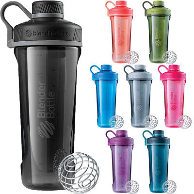 Blender Bottle Radian 32 oz. Tritan Shaker Mixer Cup with Lo