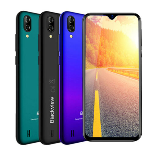 Android Phone - Blackview A60 Smartphone 1+16GB 13.0 MP Android 8.1 Mobile Phone Unlocked 4080mA