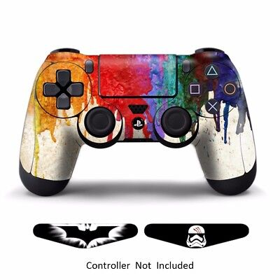 Skins for PS4 Controller Decals for Playstation 4 Games Stickers Cover