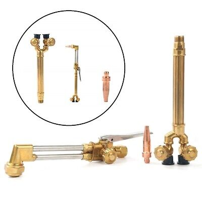 Victor Style Ca1350 100fc Oxygenacetylene Cutting Welding Torch Kit Us Stock