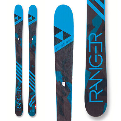 как выглядит Fischer Ranger FR Skis 2019 фото