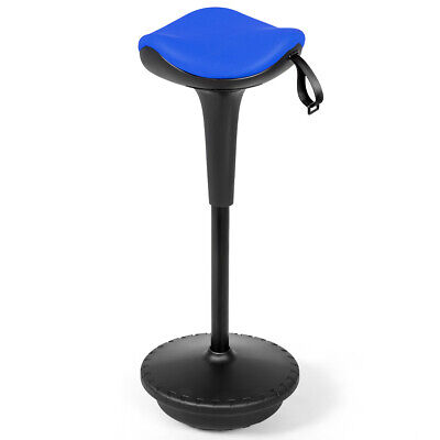 Wobble Standing Desk Chair Height Adjustable Office Home Swivel Balance Chair