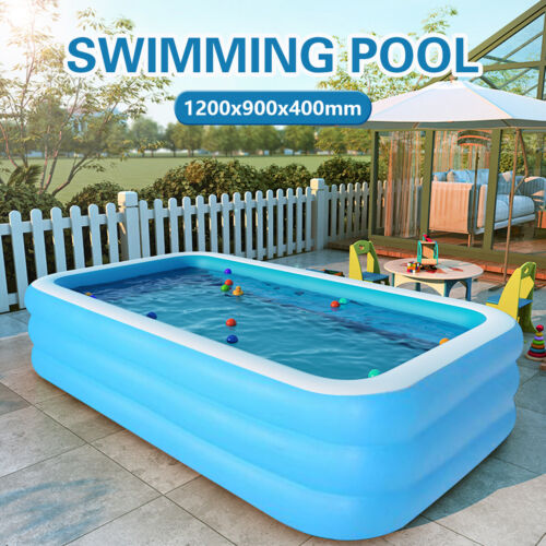 Family Swimming Pool Summer Inflatable Outdoor Garden Kids Paddling Pools Hot