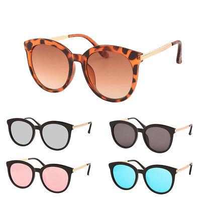 Sonnenbrille Frau Vintage Augen von Katze Elegant Mehr Farben + Fall