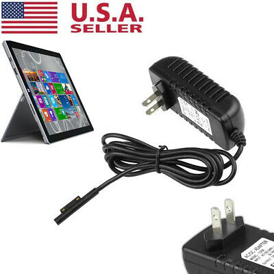 AC HOME WALL Charger Power Cord ADAPTER for Microsoft surface Pro 3 Tablet US Wall Charger Ac Adapter