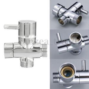 3way brass tadapter diverter valve for bidet