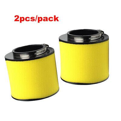 2pcs Air Filter For Honda TRX350 Rancher TRX400 Rancher 17254-HN5-670 2000-2007