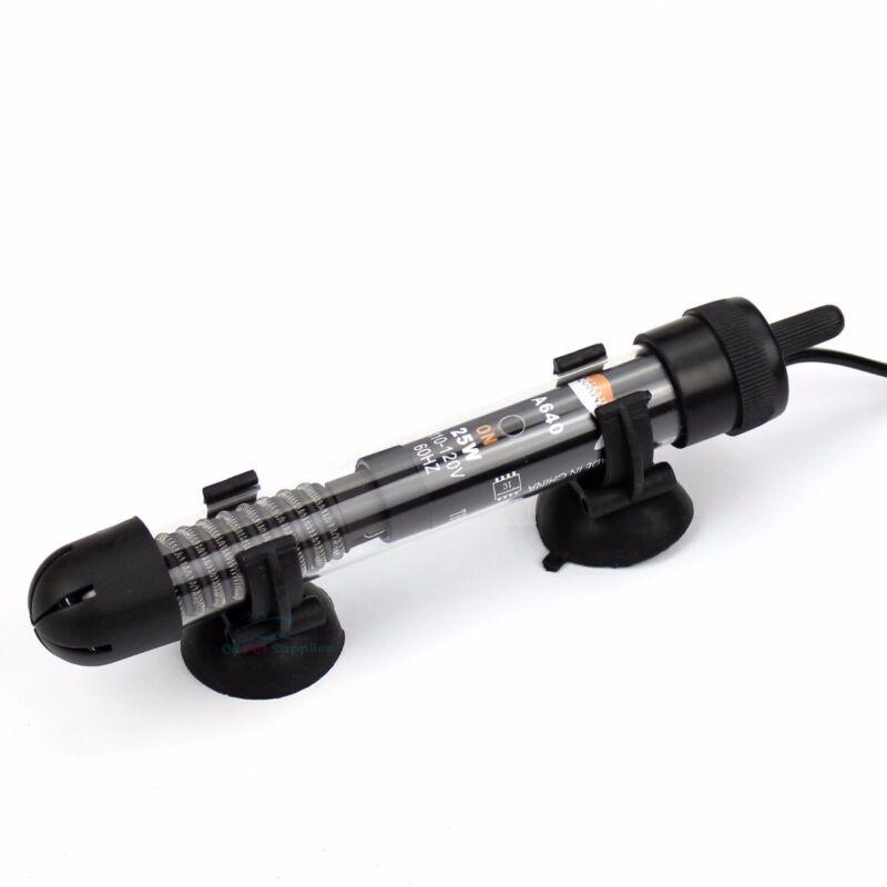 AQUANEAT® 25W Submersible Heater Tropical Fish 5 to 8 gal Aquarium
