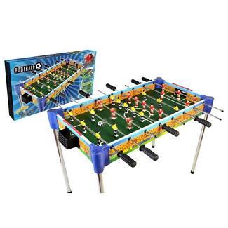 Foosball Tabletop Game Family Kids Friends Indoor Soccer