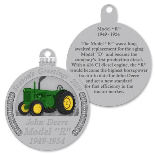John Deere 2019 Christmas Ornament - LP73722
