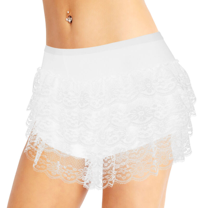 ef4a023062c4 Women Lady Sexy Lace Briefs Bloomer Shorts Panties Underwear Knickers  Underpants