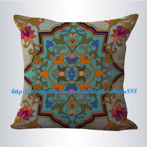 US SELLER- decorative throw pillows for couch boho  retro cu