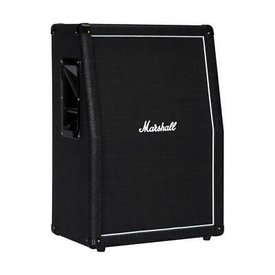 """Marshall MX212AR 2x12"""" Celestion Loaded 160W Extension Cabinet, 8 Ohms, Angled"""