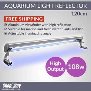 **  T5 HO Aquarium Fluoscent Light Fish Tank Lamp 120cm Brisbane City Brisbane North West Preview