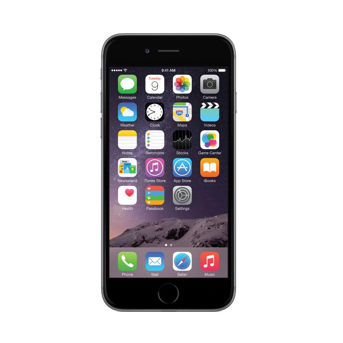 Apple iPhone 6 64GB Unlocked Smartphone  Very Good
