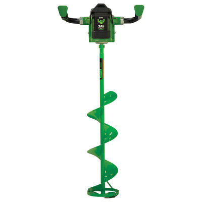 14997 REFURBISHED ION Electric 6 Inch Ice Fishing Hole Replacement Auger Drill