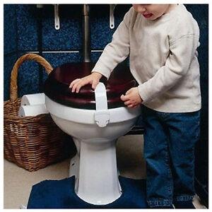 BRAND NEW CLIPPASAFE TOILET SEAT LOCK SAFETY LATCH CHILDREN KIDS