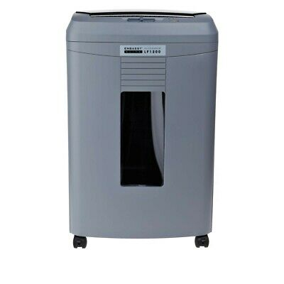 Embassy 9-sheet Microcut Paper Shredder With Auto Feed-gray