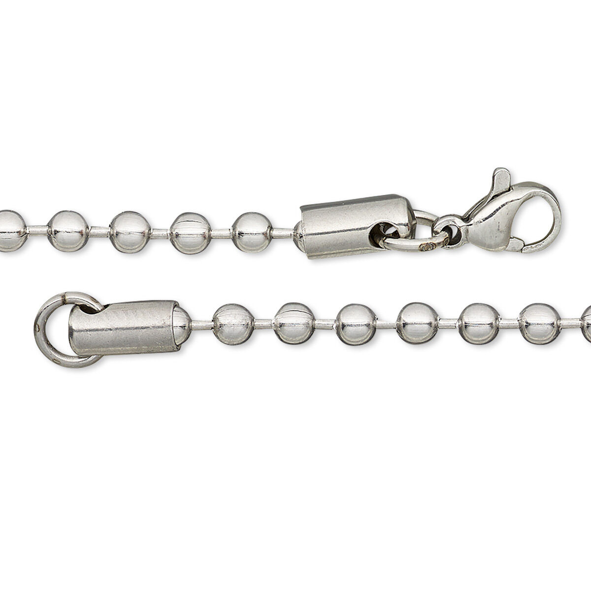solid 304 surgical stainless steel 3 2mm