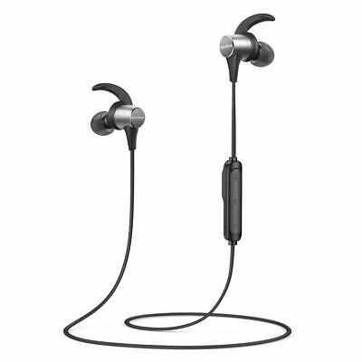 Anker Soundcore Wireless Headphones IP68 aptX Hi-Fi Sound Mic Bluetooth Earphone