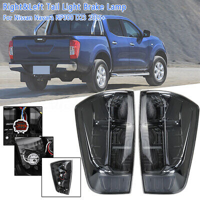Rear tail light lamp for Nissan Navara D21 pickup D22 />1997 lens offside O//S RH