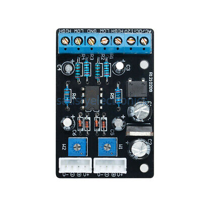 1pcs Upgraded Edition Of Ta7318p Vu Meter Driver Pcb Board Stereo Module