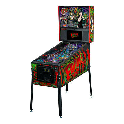 Elvira's House of Horrors Premium Pinball Machine