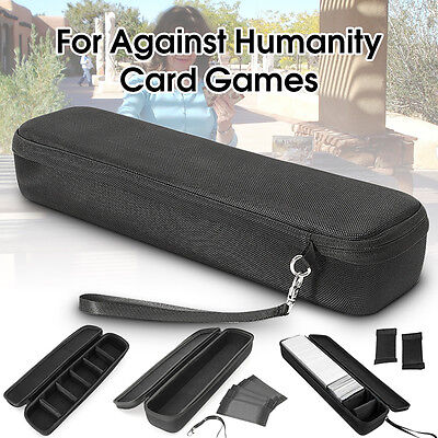 Cards Against Humanity Case Travel Carry Fits All Cards Eva Box Card Games Hot