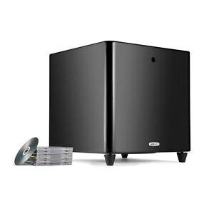 Polk-Audio-DSW-PRO-660-wi-12-034-Wireless-Ready-Powered-Subwoofer-Brand-New