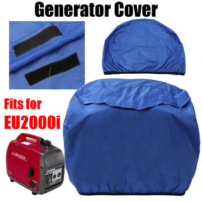 13x22x18inch Generator Cover Hookloop Protection For Honda Generator Eu2000i