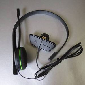 Microsoft Xbox One Wired Chat Headset with Mic Clayton South Kingston Area Preview
