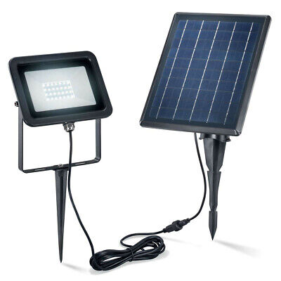 Spotlight With Energy Solar LED Light for the Garden Lamp Outdoor To Wall